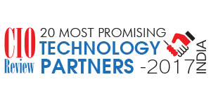 20 Most Promising Technology Partners - 2017